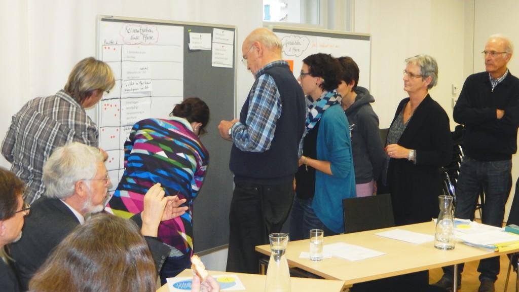 Seelsorgeraum Dornbirn - Team-Treffen