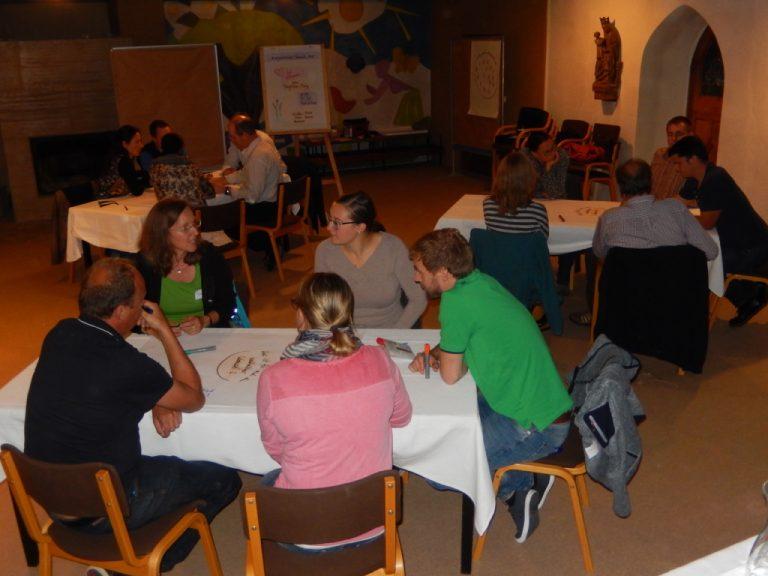 Energieautonomie-Gemeinde - BürgerInnen-Dialog im Großwalsertal